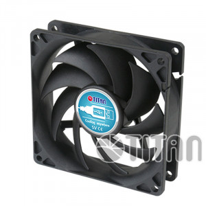 Titan TFD-9225L05Z(RB) 9cm 1800RPM USB Fan