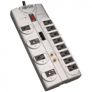Tripp Lite Protect It! Surge Protector