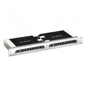 Ubiquiti TOUGHSwitch CARRIER 2 x 8-Port PoE PRO Gigabit Switch
