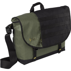Targus TSM10901US Military Messenger for 16in Laptops