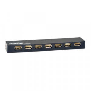 Tripp Lite U223-007 7-Port USB 2.0 Hi-Speed Hub.