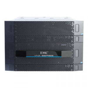 EMC VNX 5300 VNX53N256010 4.8TB NAS Server, Intel Xeon Processor, 8Gb Fibre Channel.