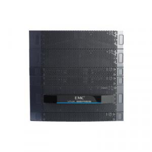 EMC VNX 5500 VNX5500DP15 NAS Server, Intel Xeon Processor, 24GB RAM, 3U, 8Gb Fibre Channel.