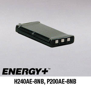 Replacement Extended Capacity NiCad Battery for Winbook Computer 486SLC/25 Laptop/Notebook Computers