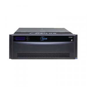 EMC X400-SATA-S10 Isilon X400 67.2TB NAS Server, 4U, Gigabit Ethernet.