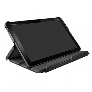 Black Motorola Portfolio Case for Motorola XOOM Tablets, P/N: 89448P