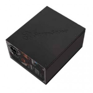 Black SilverStone ZEUS Series SST-ZU1200M 1200W ATX 12V 2.3 and EPS 12V Computer Power Supply