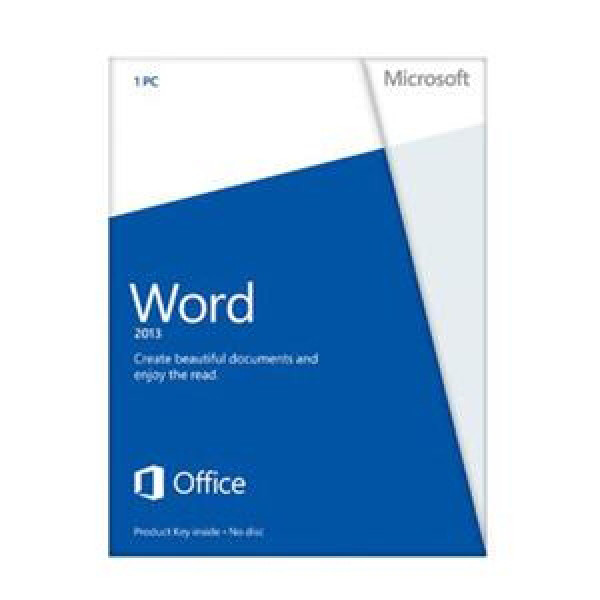 Microsoft Word 2013 32/64-bit License