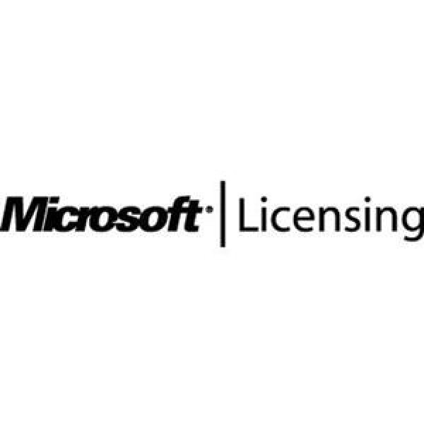 Microsoft Project License and Software Assurance