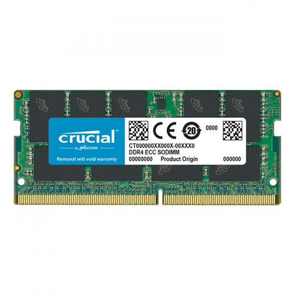 Crucial CT16G4TFD824A 16GB DDR4 Laptop Memory