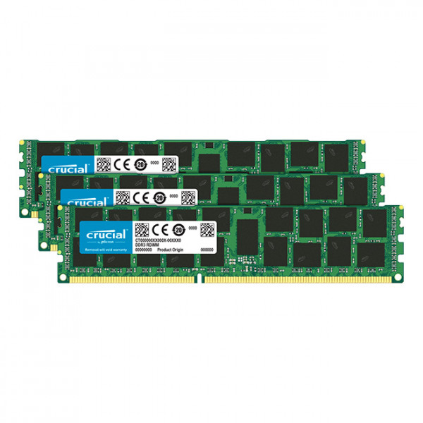 Crucial CT3K16G3ERSLD4160B 48GB DDR3 Desktop Memory