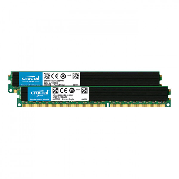 Crucial CT2K16G3ERVLD4160B 32GB DDR3 Desktop Memory