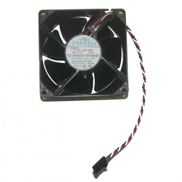 Quiet NMB 8cm DC Brushless Case Fan