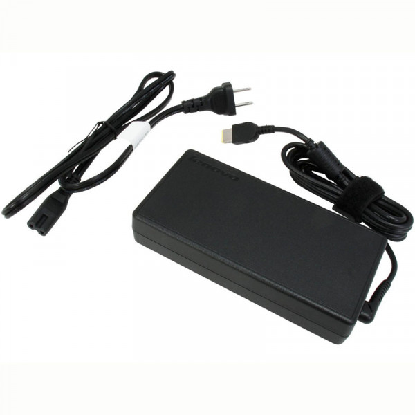 Lenovo 4X20E50574 ThinkPad 170W AC Adapter (Slim Tip)