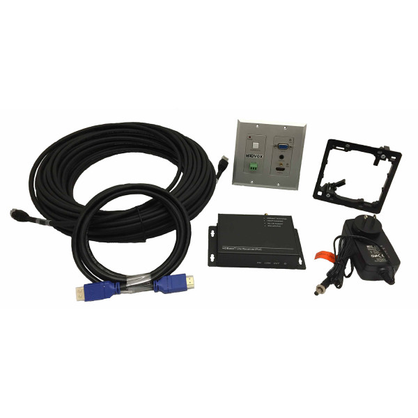 TEKVOX 71400 TEK Digital Express Drop-In A/V Kit