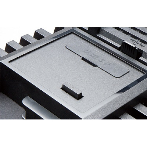 Black In Win SECC Steel ATX Mid Tower Computer Case BUC-101
