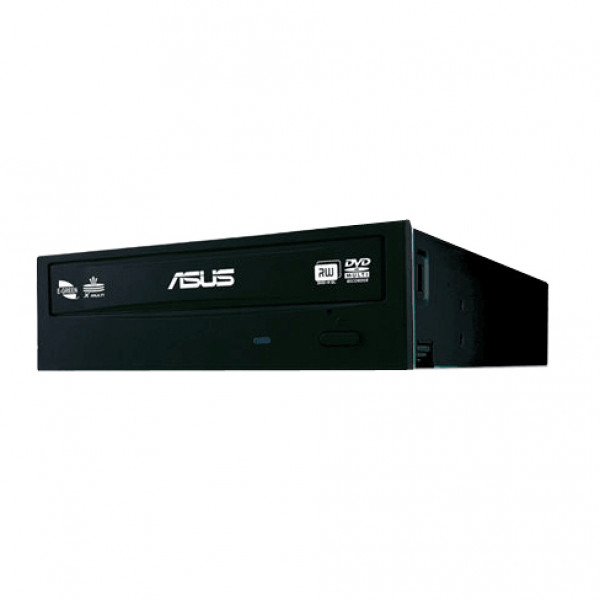 ASUS 24X SATA Internal DVD-Writer (Black)