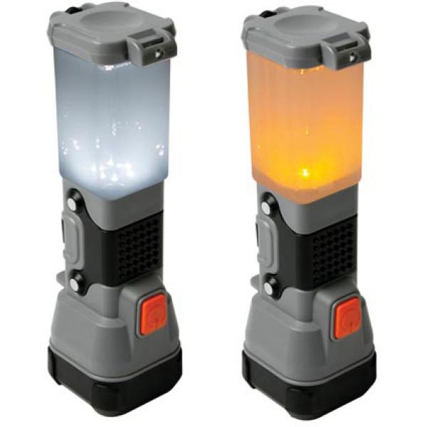 Velleman Multifunction LED Camping Lantern and Flashlight