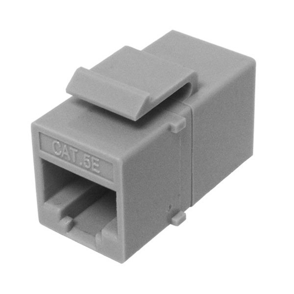 Primus Cable K55-2124-CJ-GY CAT5E Inline Coupler