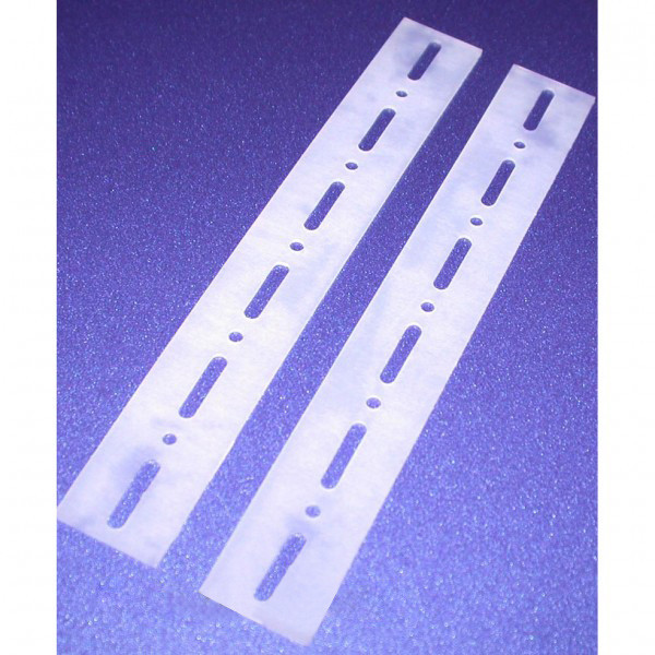 Noise Isolation Strips for Storage Devices