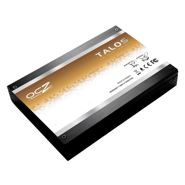 OCZ Talos C Series 230GB 3.5in SAS 6.0 Gbit/s MLC Enterprise Solid State Drive(SSD)